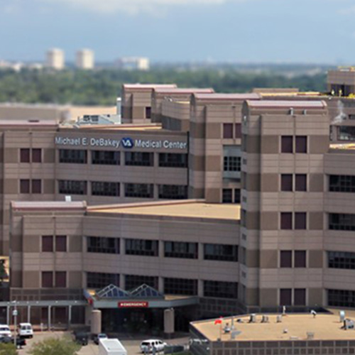 Michael E Debakey VA Medical Center