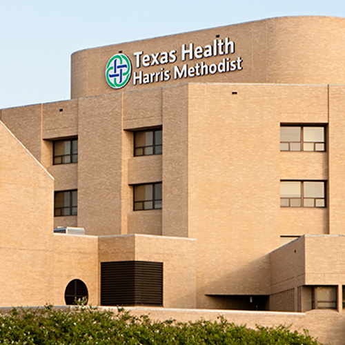 Texas Health Harris Methodist Hospital H-E-B