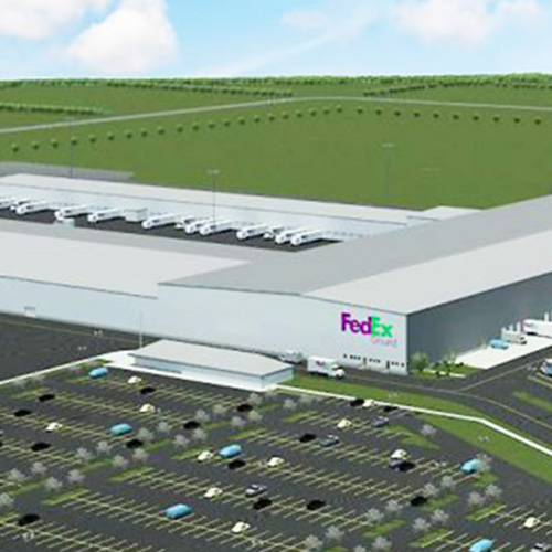 Fed Ex Ground Hub - Cypress